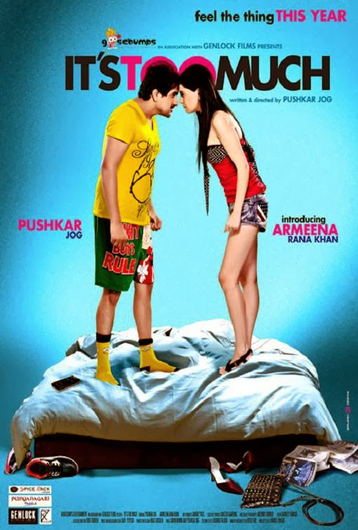 Cover of It's Too Much (2013) Hindi Movie Mp3 Songs Free Download Listen Online at alldownloads4u.com
