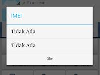 Cara Mengatasi INVALID IMEI Pada Android Tanpa PC