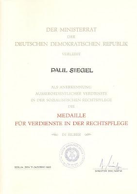 201a Medaille für Verdienste in der Rechtspflege in Silber http://www.ddrmedailles.nl