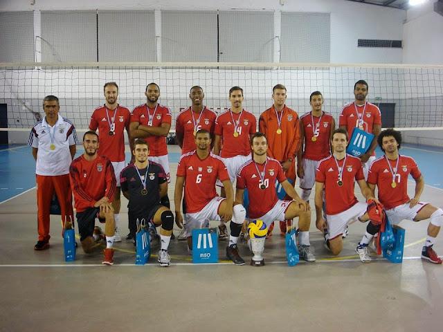 S.L.Benfica campeão do Torneio das Vindimas em Lamego