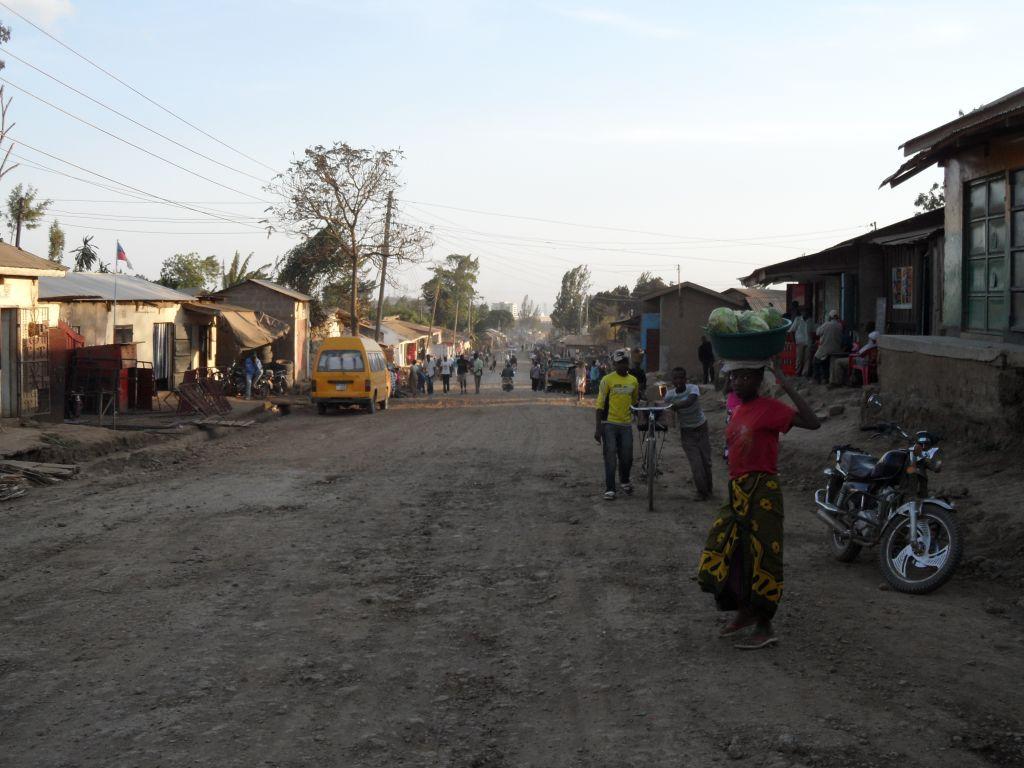 Arusha'da varoşlar