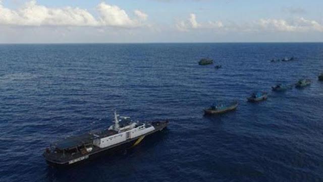 Konflik Natuna, Pengamat Kelautan: China Lagi Testing to The Water