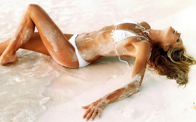 chicas sexys en la playa