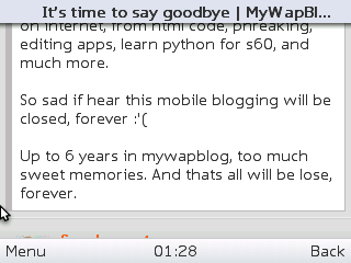 Sad News,The Founder Of Mywapblog Is About To Shut It Down 2