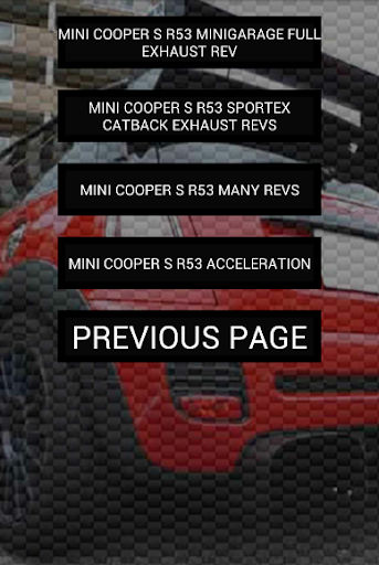 玩免費遊戲APP|下載Engine sounds of Cooper R53 app不用錢|硬是要APP
