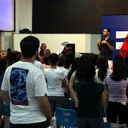 Ensaio Cantata Natal 2010