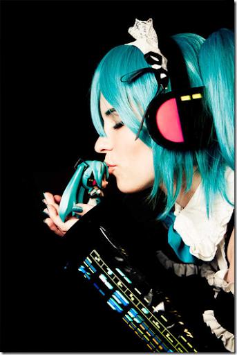vocaloid 2 cosplay - hatsune miku 23