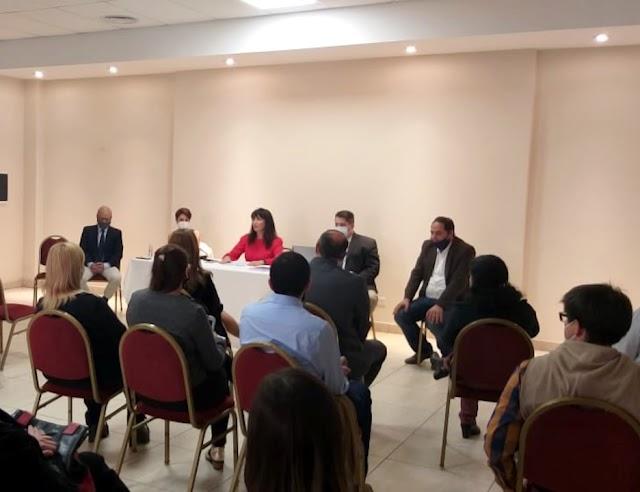 En Orán dieron Lineamientos para la Reforma del Código Procesal Civil y Comercial