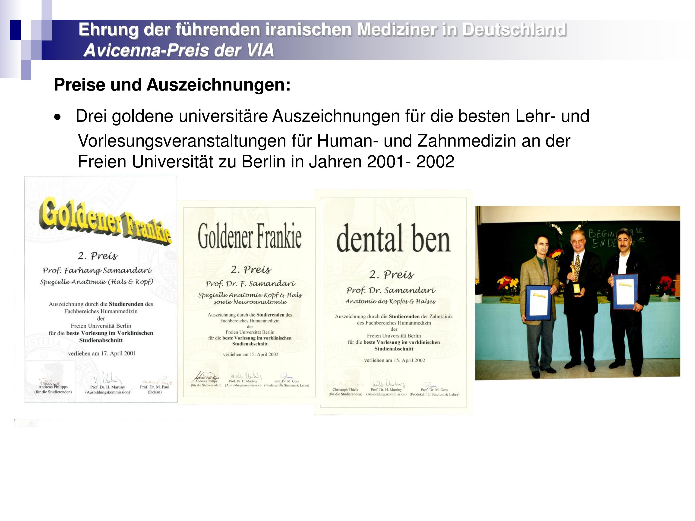 Fantastisch Video Vorlesungen Kopf Und Hals Anatomie Galerie ...