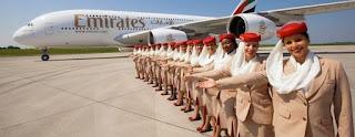 Un f'tour avec Emirates Airlines : la compagnie des mille et une nuits…