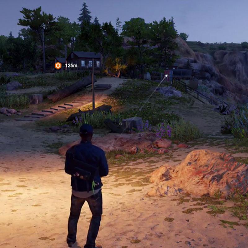 Los impresionantes escenarios del mundo de Watch Dogs 2