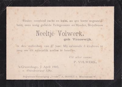 Neeltje Volwerk-Vreeswijk
