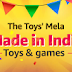 Toys made in India MELA - Great deals and discounts