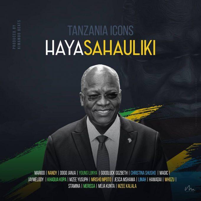 Tanzania Icons – Hayasahauliki