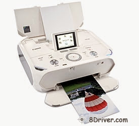 Get Canon PIXMA mini320 Printers driver software and installing