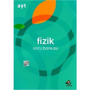 Endemik Yayınları - AYT Fizik - Soru Bankası