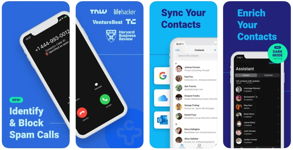 Contacts+   Address Book