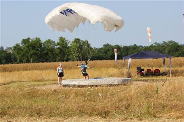 parachute ascensionnel saint yan