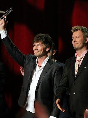 A-ha recebe prêmio honorário no Spellemann Awards Download