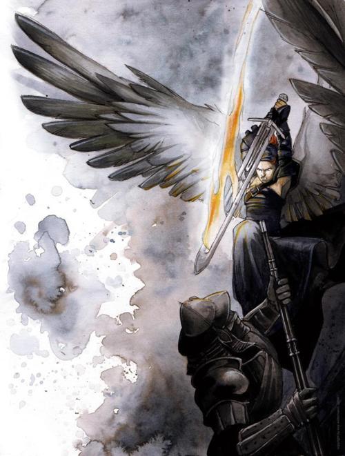 Battle Angel, Angels 2