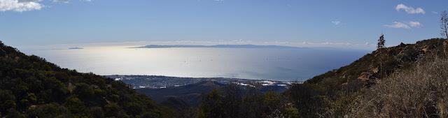 Santa Cruz Island and company