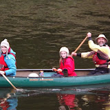Paddlefest 2013, River Wye