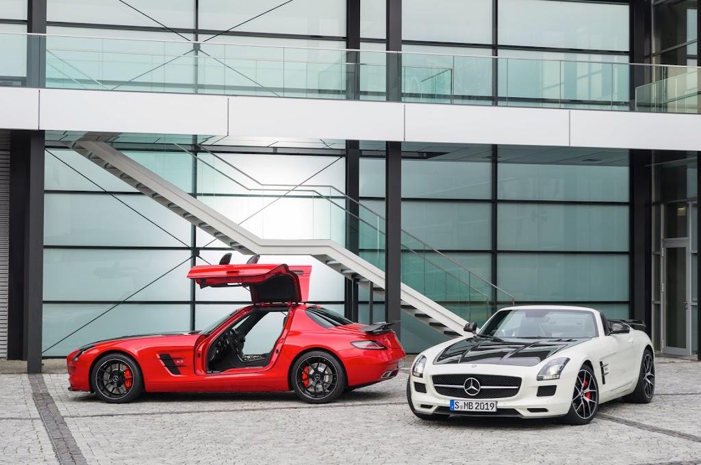 2015 Mercedes Benz SLS AMG GT Final Edition 14