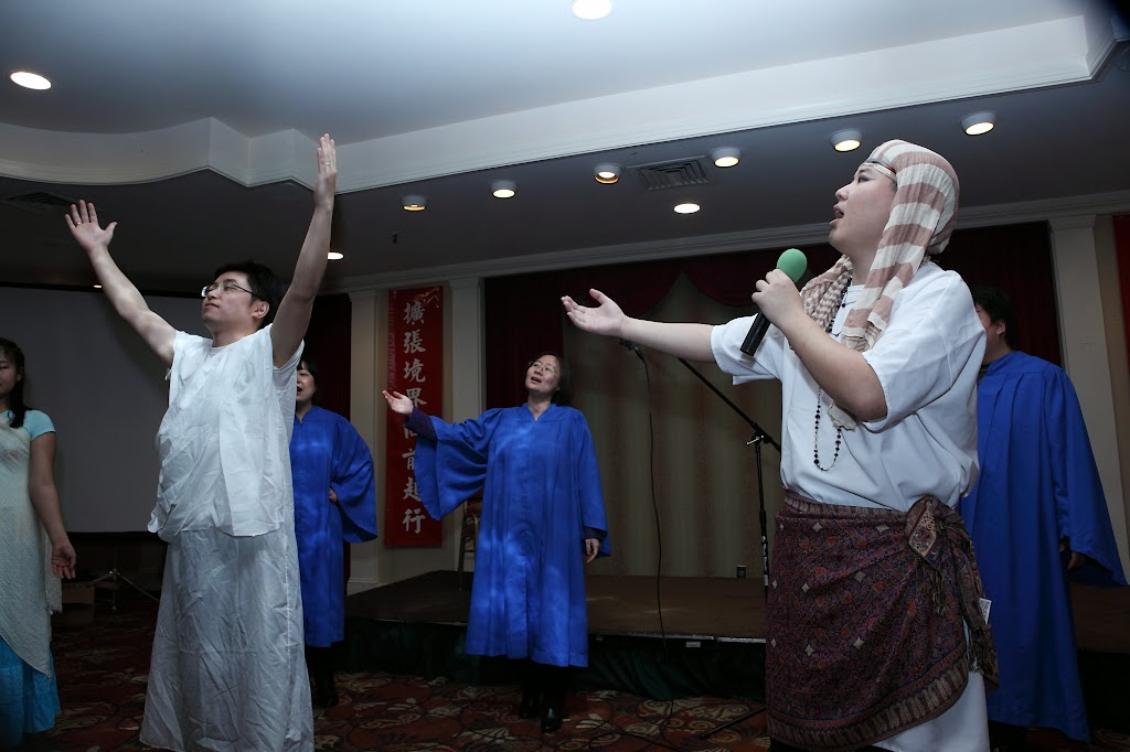 Chinese New Year celebration musical show. 2013-02-24 新春同乐会