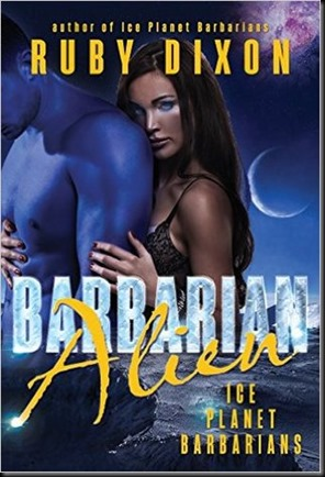 Barbarian Alien  (Ice Planet Barbarians #2)