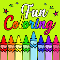 Fun Coloring for kids icon