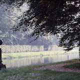 Park at Kastel de Haar near Haarzuilens, Utrecht Province