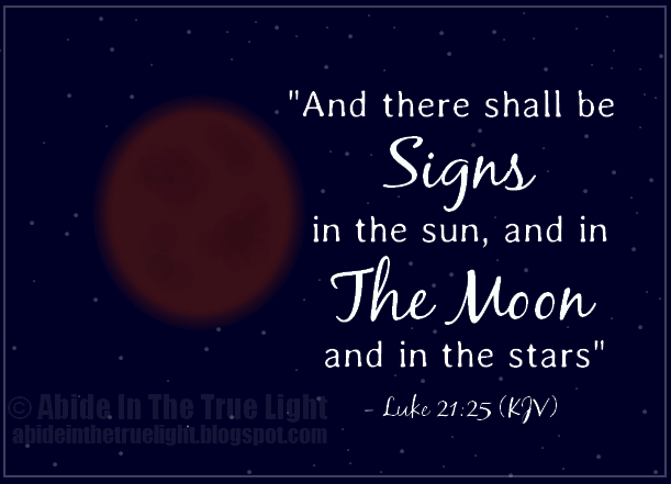 blood moon eclipse bible verse - photo #6