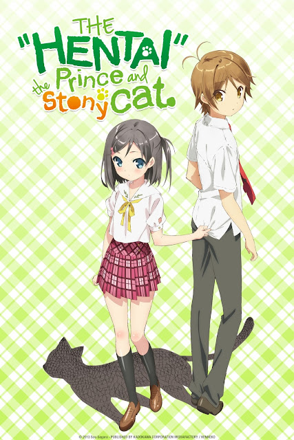 The Hentai Prince and the Stony Cat