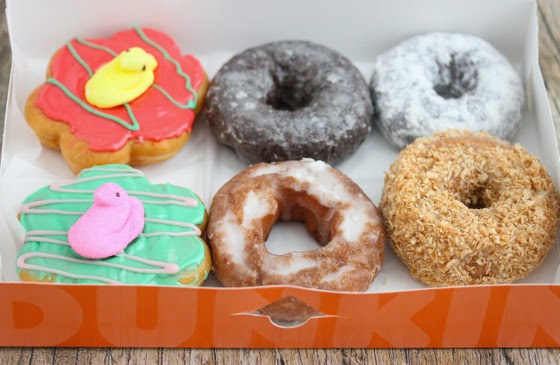 Dunkin' Donuts Revisit