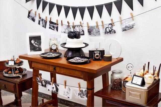 Mesa de dulces para un fotógrafo, de La Suite del Momo