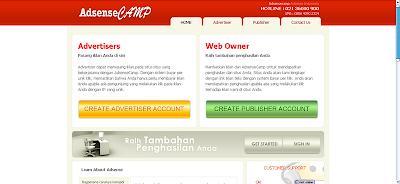 AdsenseCamp - Adsense Indonesia