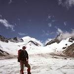 2000-72 Pete Miller, Alps meet, Oberaar glacier.jpg