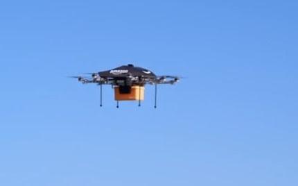 Prime Air: خدمة من أمازون تستخدم طائرات بدون طيار لتوصيل السلع للعملاء