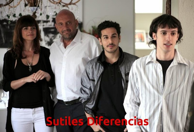 Gay TV : SUTILES DIFERENCIAS