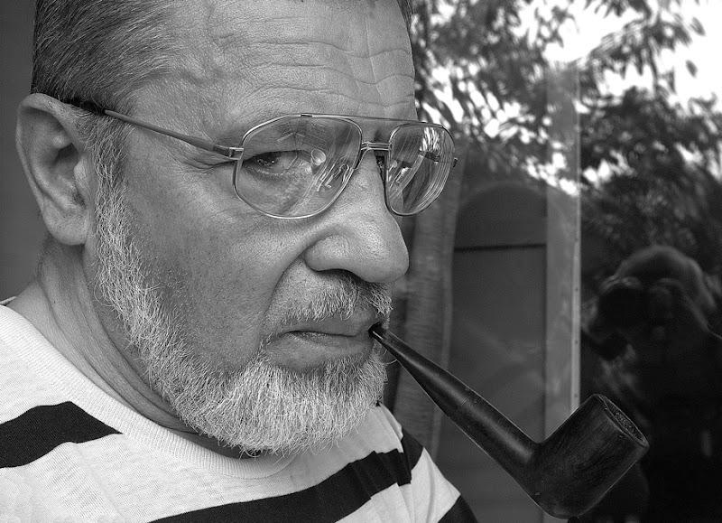 Vladlen Ivanov. Russian Artist & Filmmaker. Hamburg, Germany, 2003