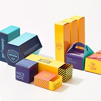 Ejemplos de packaging
