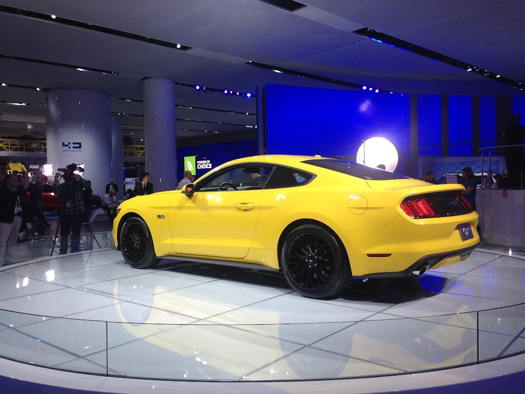 Ford Events at the 2014 NAIAS - 22