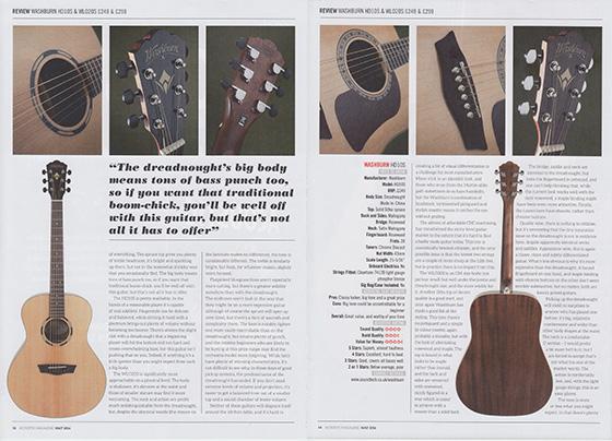 Acoustic heri wood 560