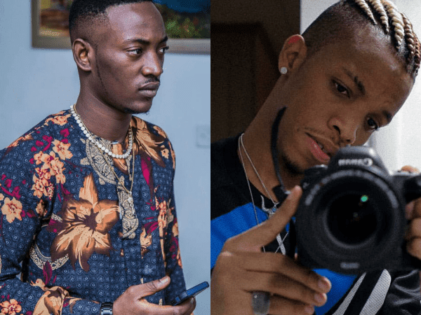 Dammy Krane Calls Out Tekno For Lying About Buying A New Car (Photos)