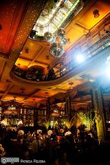 Foto 2382. Marcadores: 17/07/2010, Casa de Festa, Casamento Fabiana e Johnny, Confeitaria Colombo, Fotos de Casa de Festa, Rio de Janeiro