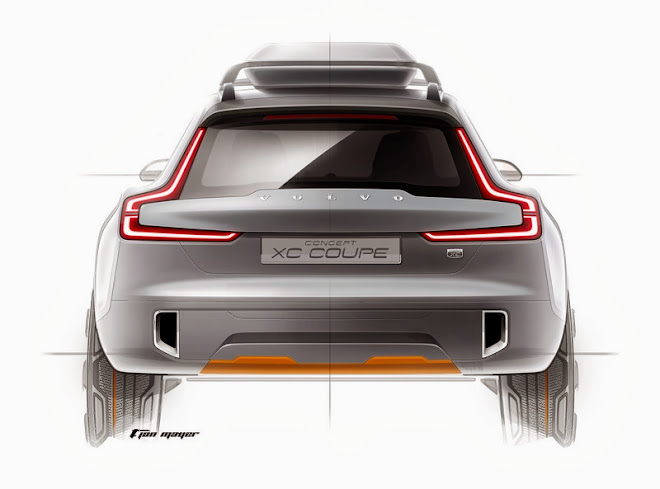 DETROIT 2014 - Volvo announces Concept XC Coupe [VIDEO]