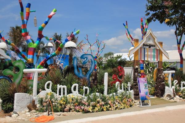 Tapak lanskap Taman Laut Terengganu