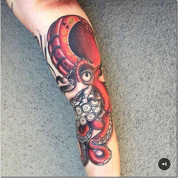 el_color_naranja_y_una_de_las_favoritas_entre_los_tatuajes_de_pulpo