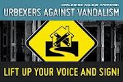 URBEX contra el vandalismo