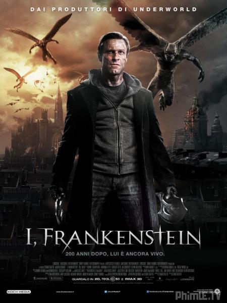 Phim Chiến Binh Frankenstein - I, Frankenstein - VietSub